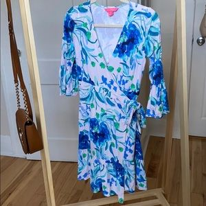 Lilly Pulitzer Dresses - Lilly Pulitzer Wrap Dress